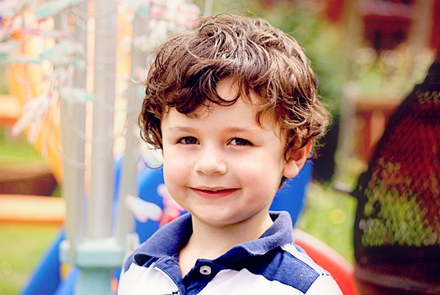 Curly Hairstyle For Toddler : Hair style for short curly toddler hairs picture gallery