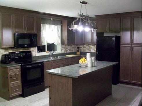 Choix de mat riaux pour votre cuisine - Choix de couleur pour cuisine ...